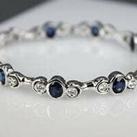 Sapphire Bracelet vwp